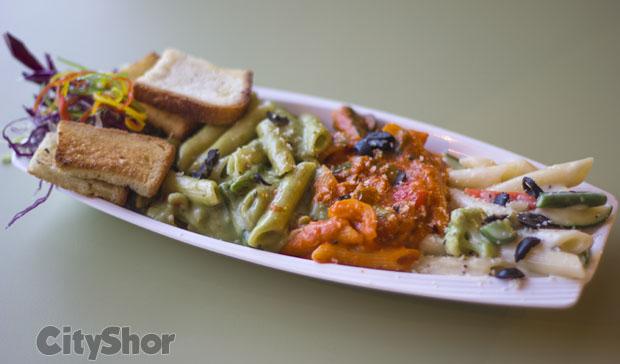 Delicious food at Capsicum