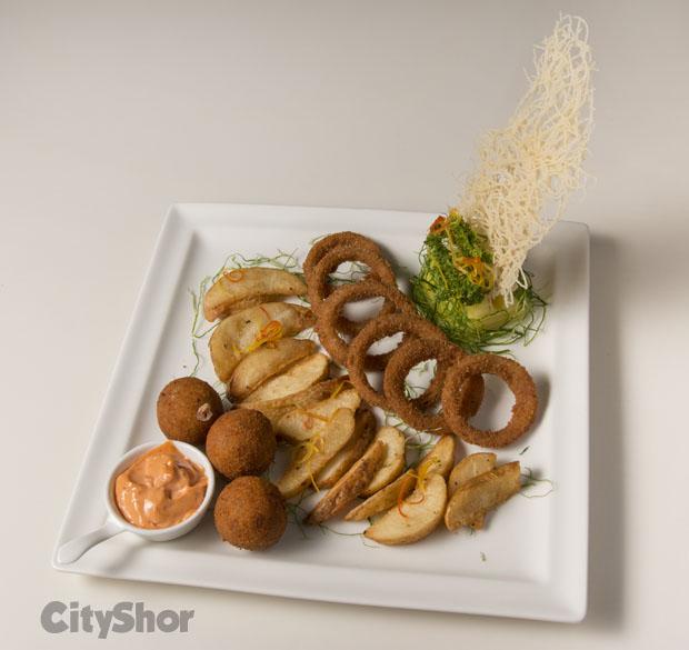 More food at Shamiyana