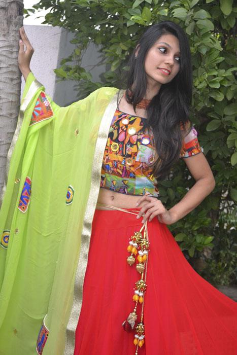 Designer Navratri collection by Reema & Rashmi