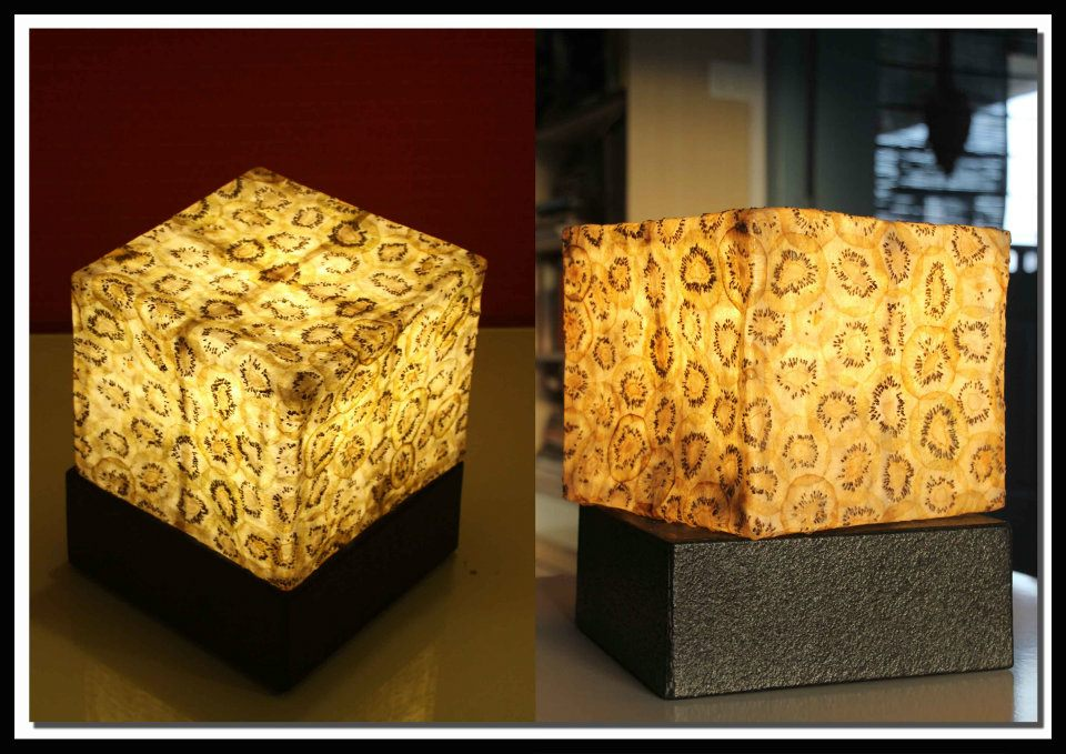 at First Light - Handmade Lamps by Spaces, Things Et cetera