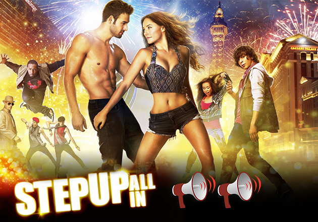 Step Up All In: Movie Review