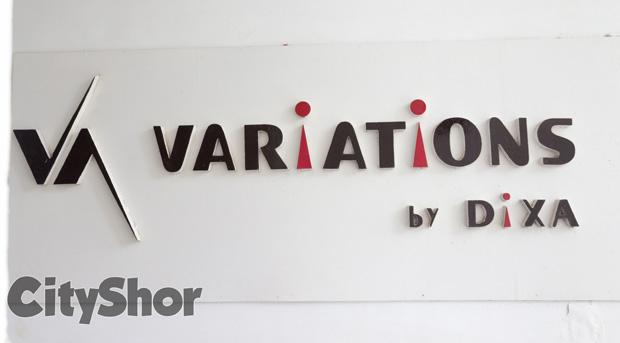 Variations by DIXA