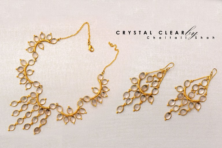 Exclusive rakhi exhibition by Crystal Clear