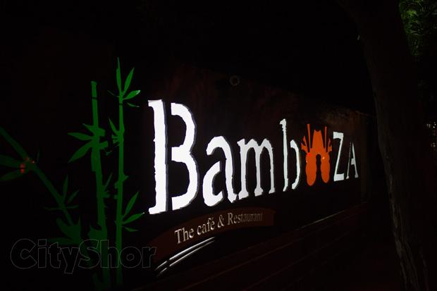 Bamboozaa - Bamboo theme based cafe & restaurant!