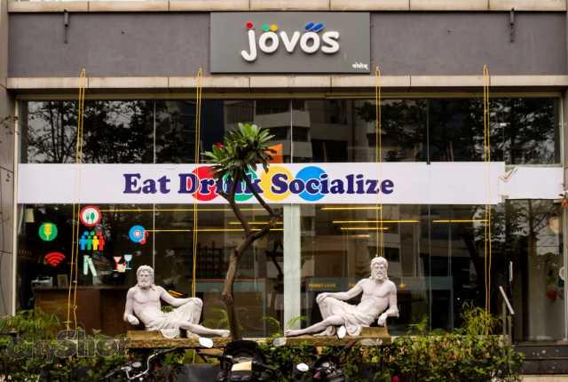 Jovos - Newest, Hippest, Funkiest Gastropub in NIBM