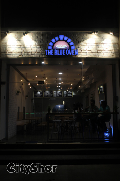 The Blue Oven - Redefining Pizzas