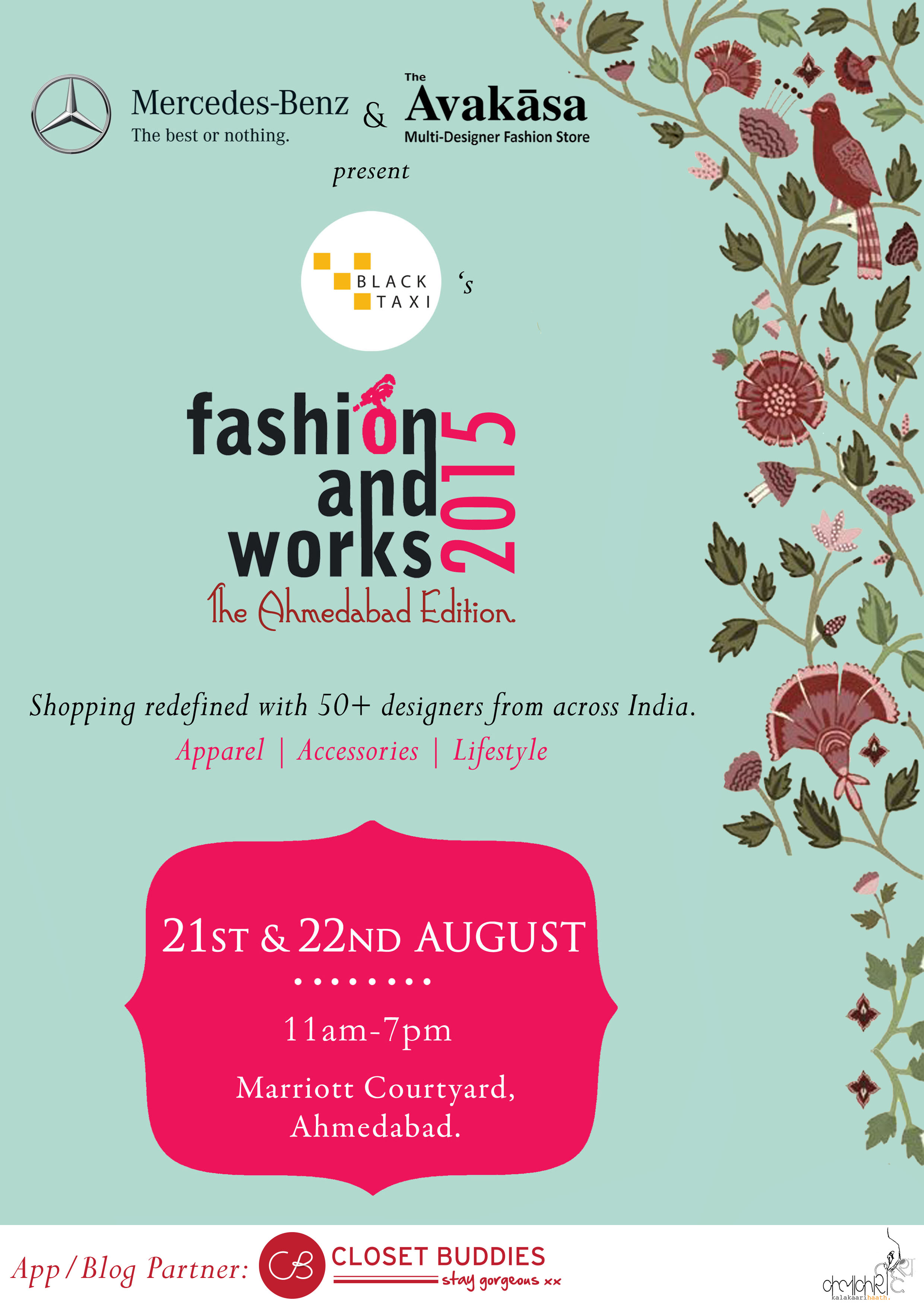 Fashion & Works - A Day to go!