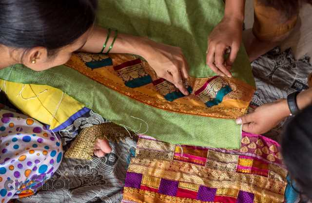 Quilt Culture – Where Art Meets Tradition Meets a Social Cause