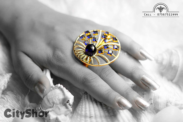 Designer Jewels for every diva with Ginny Jewels