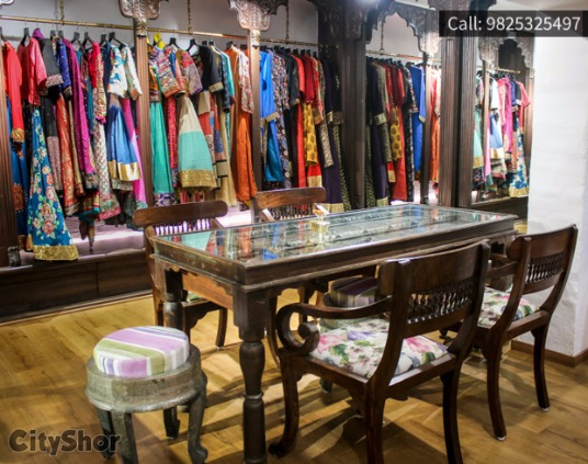 Witness a trendsetting collection at POPA'S CREATIONS