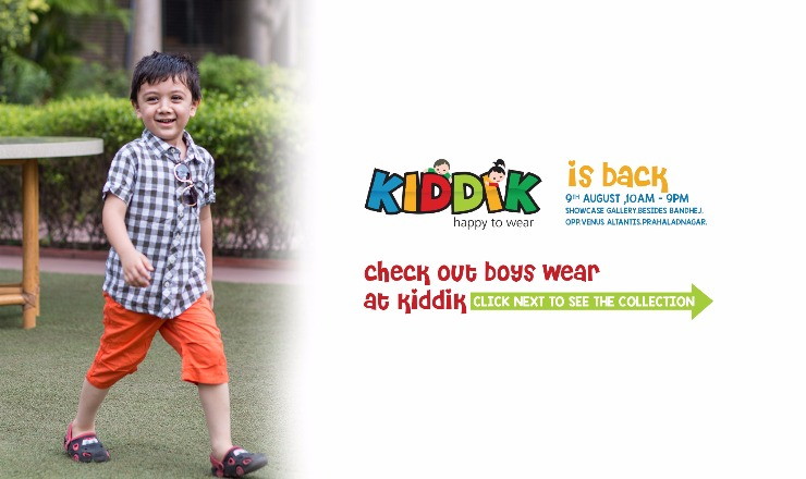 Kiddik Exhibition at Showcase Gallery - Prahladnagar