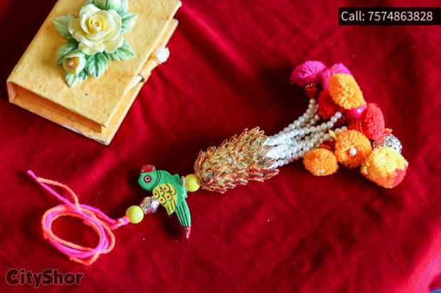Awespiring gifting solutions & lovely designer wear Exhibit
