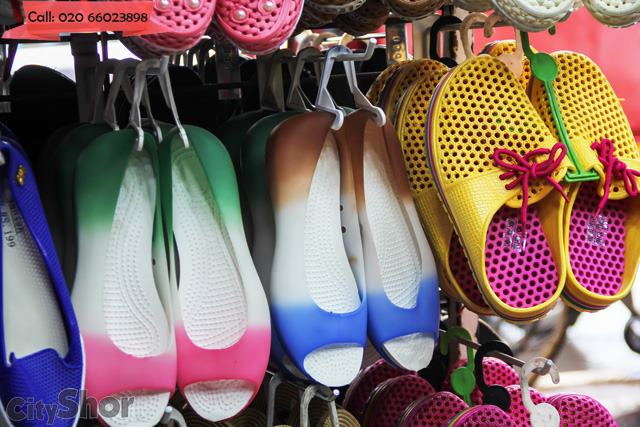 182dcccdc A Range of Vibrant Monsoon Shoes on FC Road