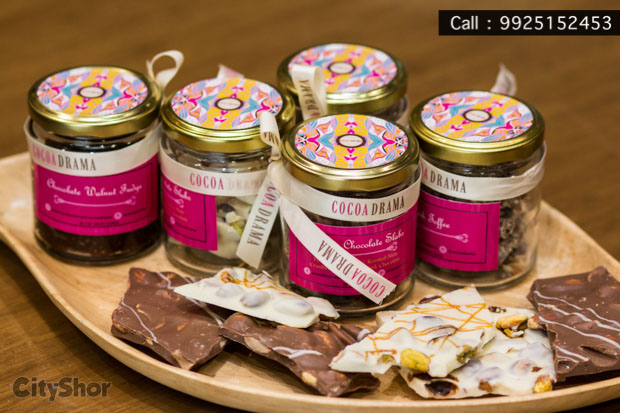 Pamper your siblings silly this Rakshi with COCOA DRAMA