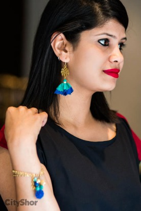 Exquisite Jewellery, Garments & Footwear at 'The Style Diary