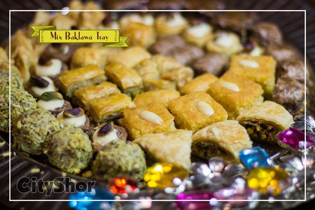LA PATISSERIE brings forth Baklava from Dubai to A'bad