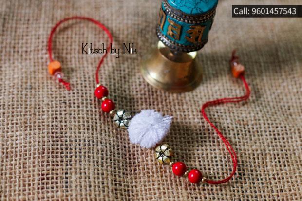 Last 2 days to pick the most hatke rakhis by KITSCH BY NIK