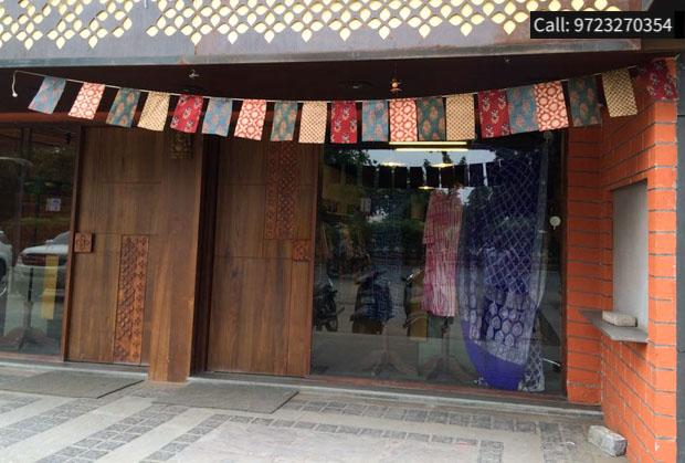 VIRASAT exhibits it's festive wear at Anay Gallery