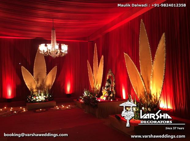 Varsha decorators pioneers of spectacular wedding decor junglespirit Choice Image