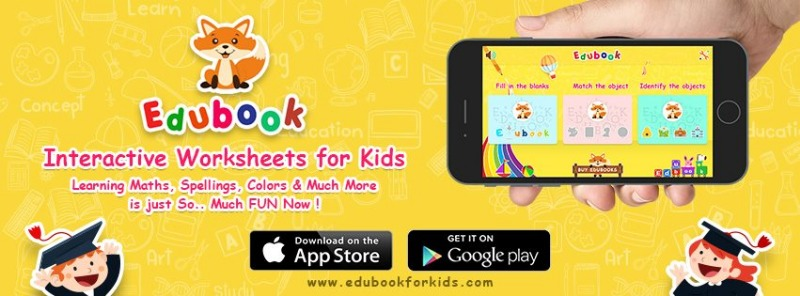 A unique way to help learn kids by EDUBOOKFORKIDS