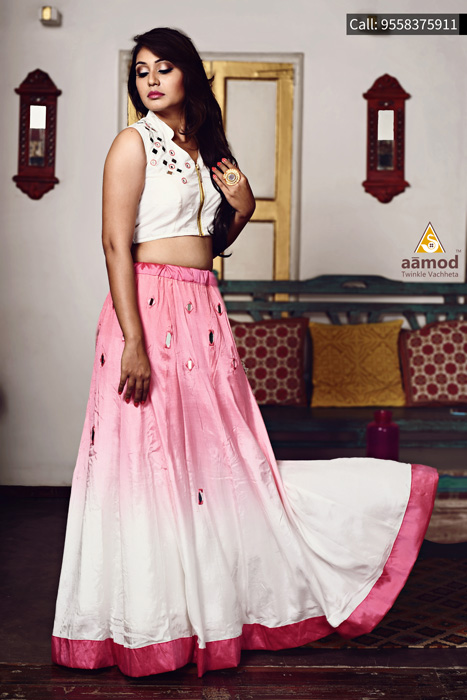 Witness gorgeous wear by AAMOD for the 1st time in the city