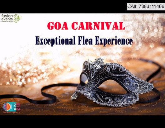 Showcase your products at OUT OF THE BOX: Goa Carnival