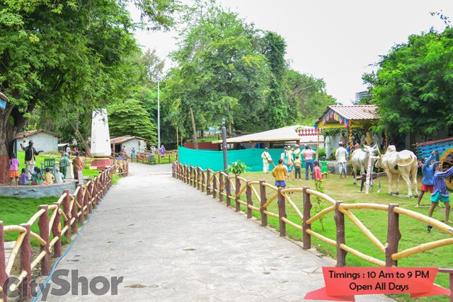 Did you Know of an Open Museum called Gram Udyan in Pashan?
