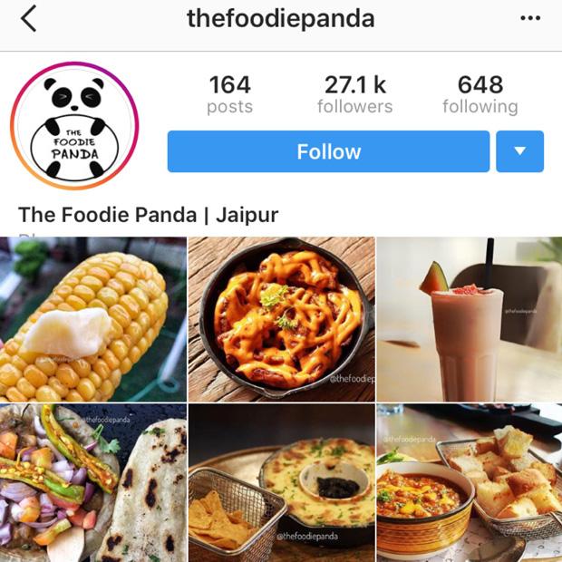 Instagram accounts every food loving jaipurite must follow 7 instagram accounts every food loving jaipurite must follow forumfinder Choice Image