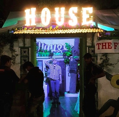 Shed Off the Weekday Blues with the House's Open Mic Nights!