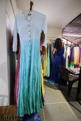 Starting today, an amazing fashion ensemble at Reflection
