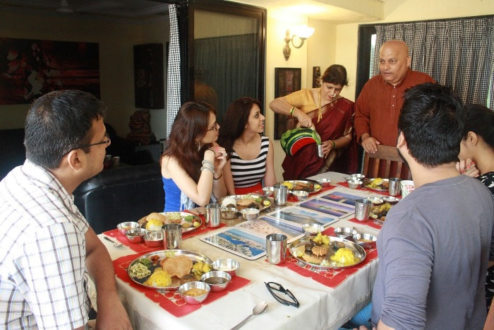 Relish Authentic Home-Cooked Meals in the Host's House Now!