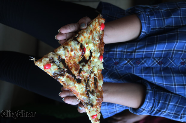 Broaden your Smile this Friends Day With *Grand Fruit Pizza*