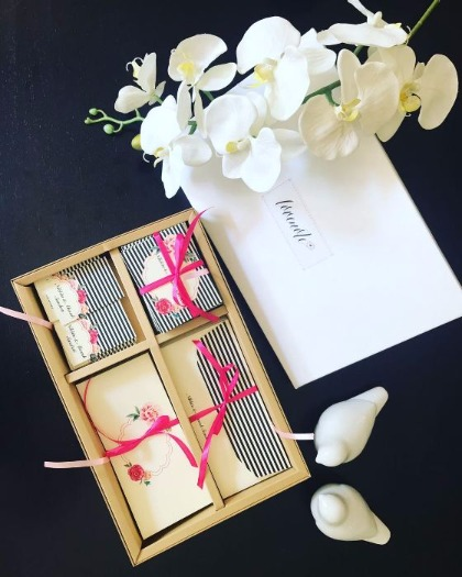 Melt Hearts with Lovenote's Exquisite Stationery and Letters