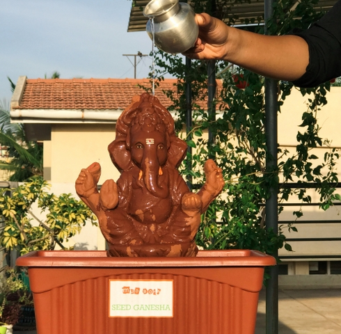 Give 'Life' to your Ganesha this Chaturthi with MUDBORN