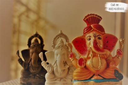 Green Ganesha Workshop by Chimera!