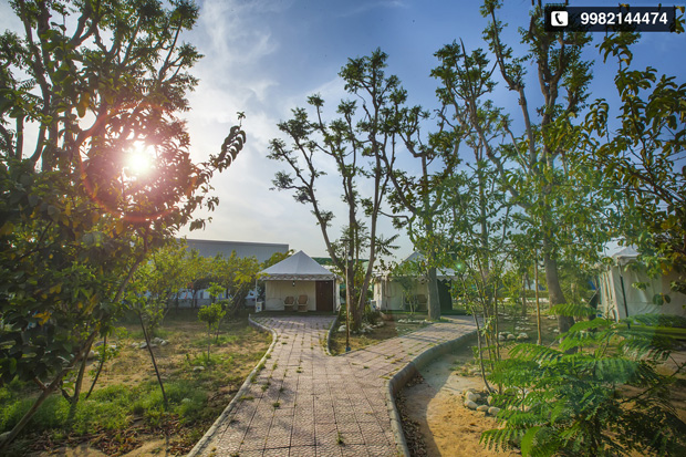 Heiwa Heaven resort is a blissful place to be during monsoon