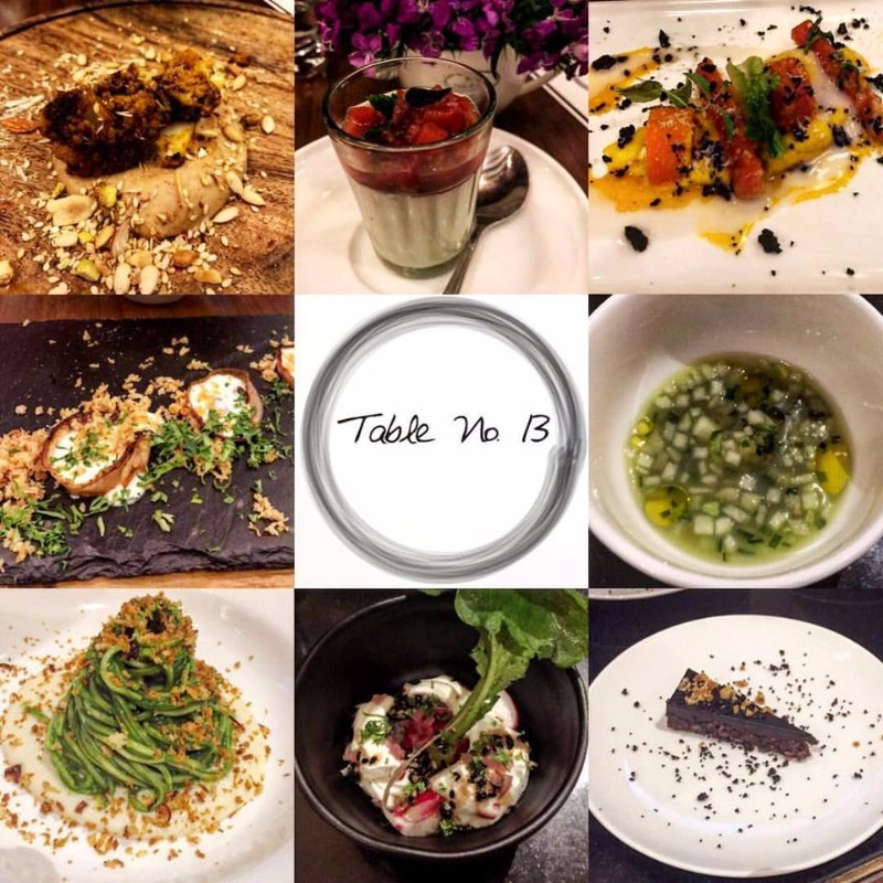 Indulge in a gourmet, vegan multi-course meal at Le 15 Cafe!