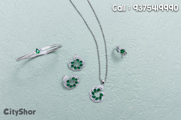 Flat 20% off on all purchases on Silver Jewellery @ Eshyl