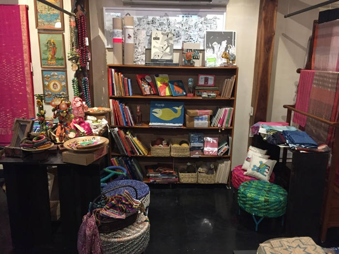 We Found this Store at Fort that is a Haven of Handicraft!