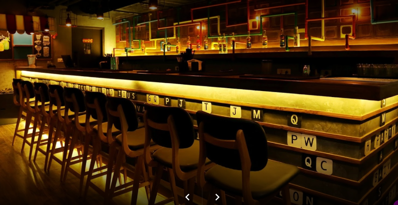 Bid for your Alcohol like at Stock Exchange at this New Bar!