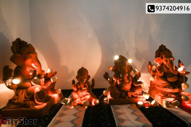 Your Ganesha idol will transform into a tree