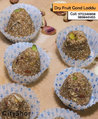 Looking for Home-Made Ladoos this Chaturti? Call MRS. MITHAI