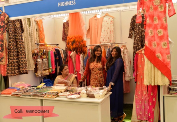 Exhibition Stall Booking In Pune : Book your stall at aalmari fashion lifestyle exhibition