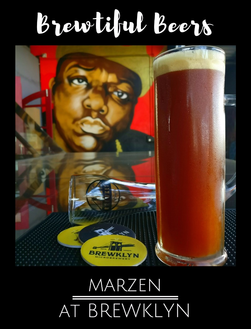Brewtiful Beers: Marzen at Brewklyn Microbrewery