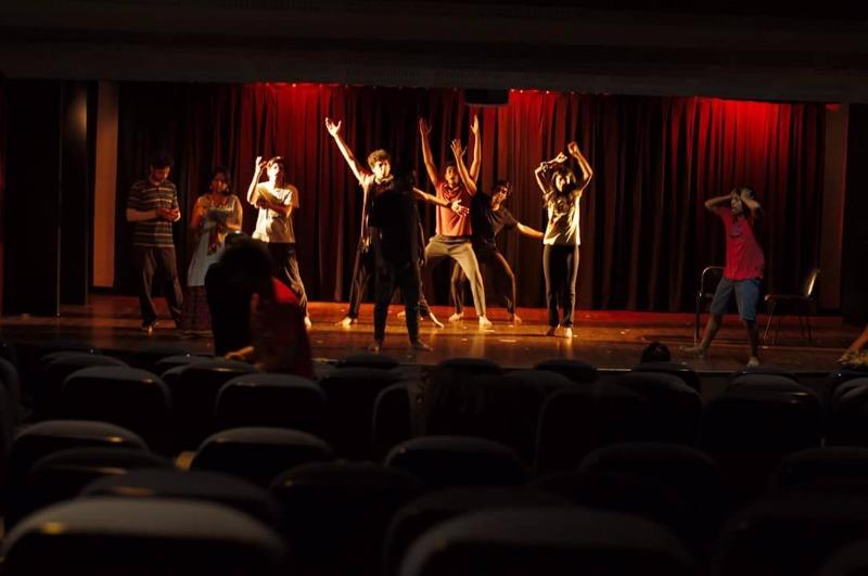 Watch Teatro Abierto from Argentina in Delhi this Weekend!