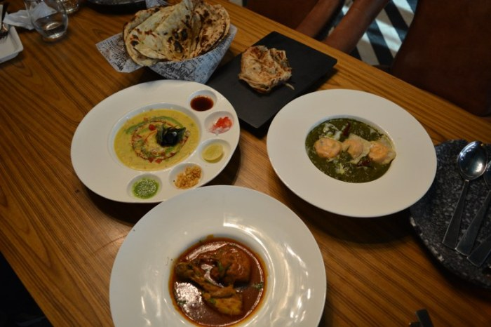 Gorgeously Presented Indian+ Fusion Food of this New Eatery!