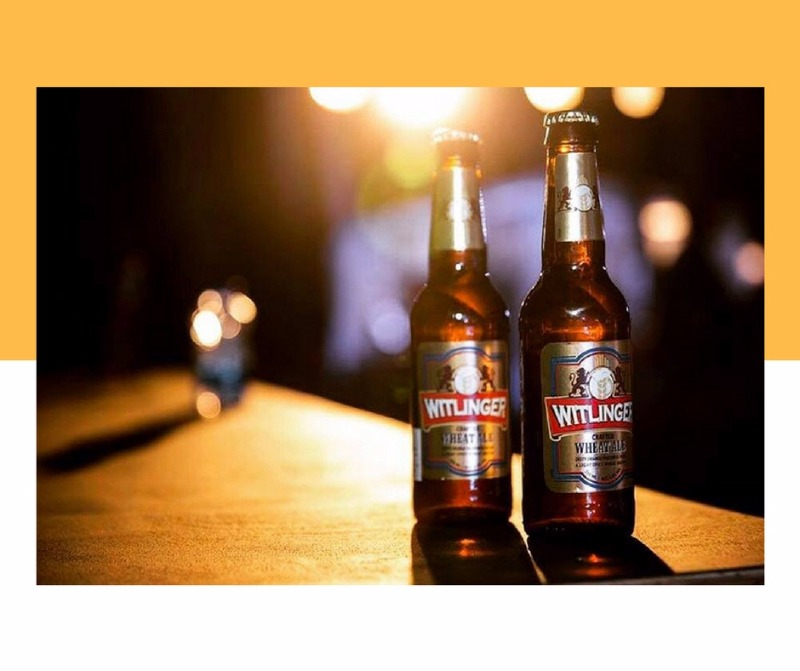 Craft Beer in a Bottle? WITLINGER is now available in Luru
