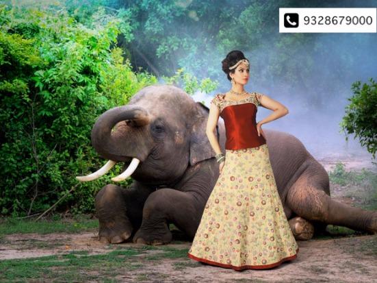 Upto flat 70% off on bridal & ready to wear @ Mona Vora