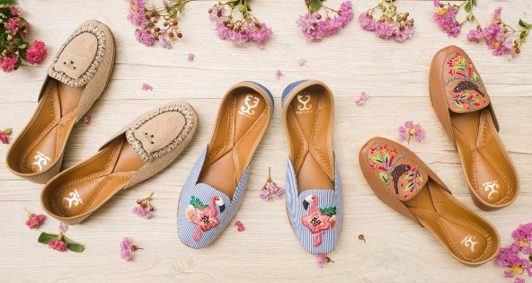 Put Your Best Foot Forward With Juttis From Fizzy Goblet
