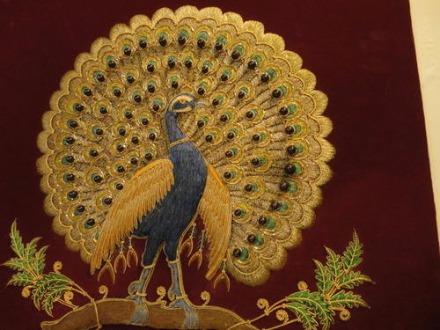 Master the Splendid Art of Zardozi from 30th Aug-1st Sept!
